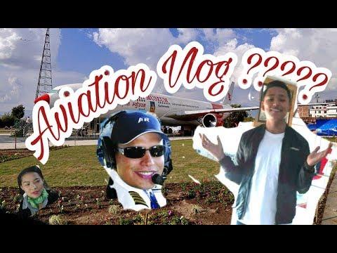 Vlog #4 - Aviation Museum Kathmandu[NEPAL]    KOSHISH SHRESTHA
