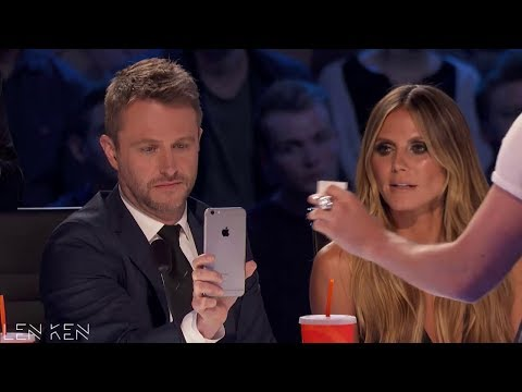 CAN'T BELEIVE IN EYES ➤ TOP 5 MAGICIAN Judge Cuts America's Got Talent Geeks 2018