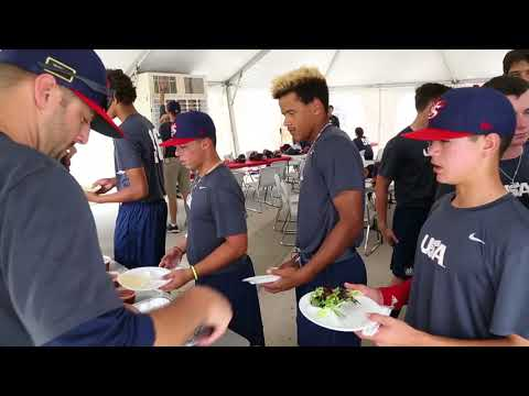 A Day in the Life - 2016 USA Baseball 15U National Team
