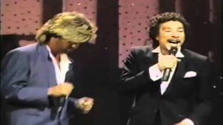 George Michael Smokey Robinson Careless Whisper LIVE HD