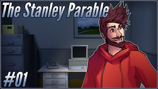 "Shady Steams w/ ShadyPenguinn: The Stanley Parable #01 ""EVERYTHING I KNOW IS A LIE!"""