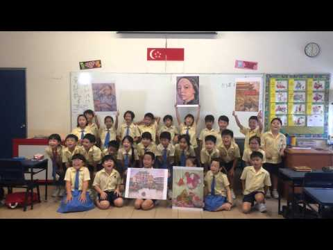 Art Outreach - We Love Singapore Art