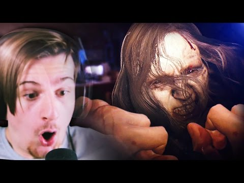THE NIGHTMARE BEGINS.. || Resident Evil 7 (Part 1)