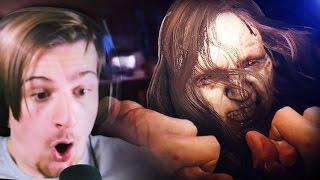 THE NIGHTMARE BEGINS..    Resident Evil 7 (Part 1)
