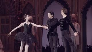 swan lake trailer choreography by Benjamin Pech