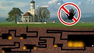 ¡Die GEHEIMSTEN Orte Der KIRCHEN - Zutritt Strengstens VERBOTEN!