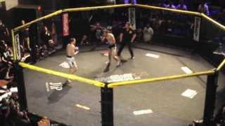 "Brian ""T-City"" Ortega vs Thomas Guimond (Respect in the Cage: May 4, 2013)"