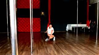 Юлия Ковтун, тверк, ROYAL Pole Dance Винница отчетный концерт 2016