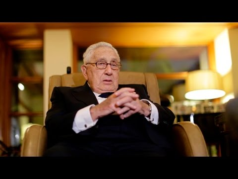 The Art of Interviewing Henry Kissinger