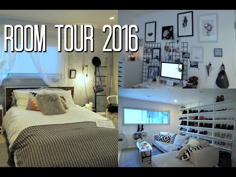 Room Tour 2016  Maddi Bragg