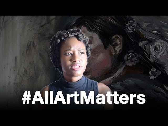#AllArtMatters - Creativity on the Political Spectrum and Brain Development (WITH ART)