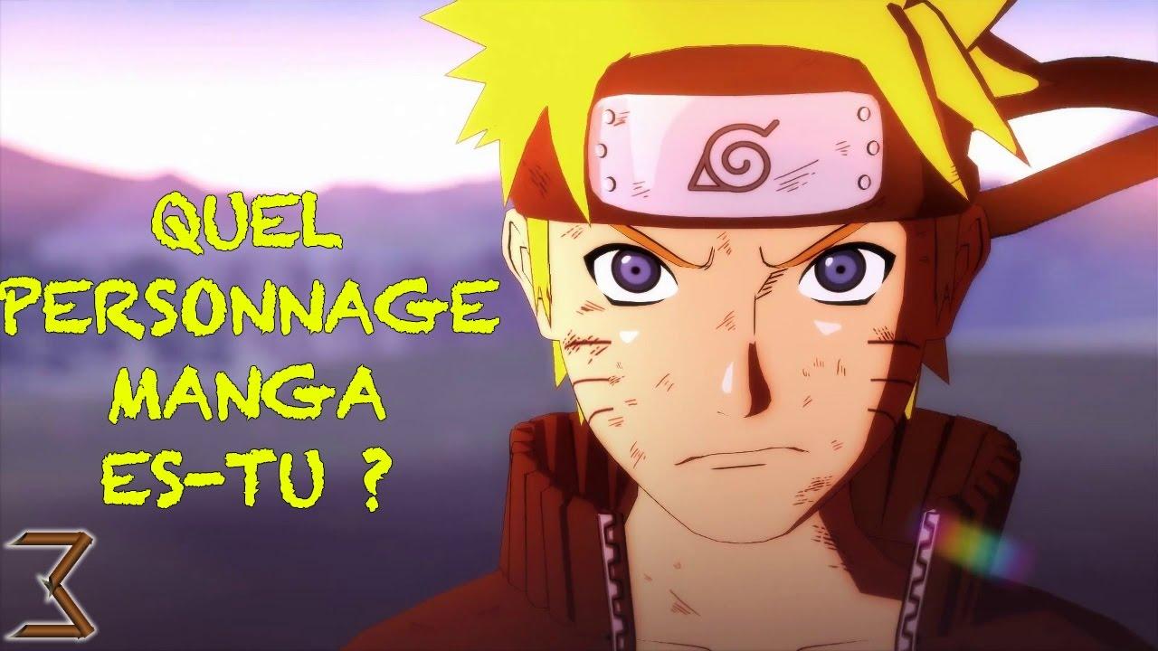 Quel personnage de manga es tu eureka youtube - Image de personnage de manga ...
