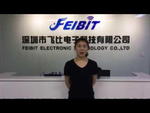 Shenzhen Feibit works with Amazon Alexa