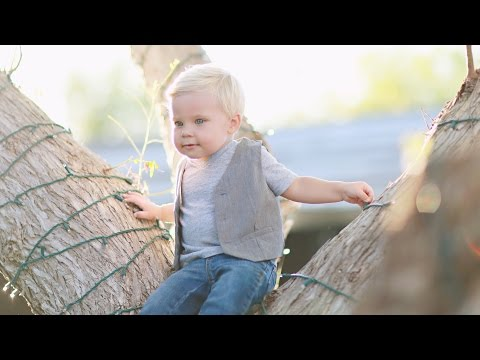 OLIVER JAMES 2 YEAR PORTRAITS!
