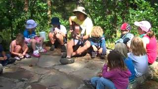 Warm Fuzzies Song at Little Kids Camp Mountain Park Environmental Center