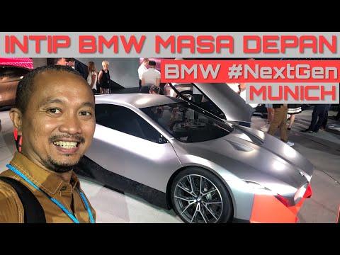 SATU-SATUNYA ORANG INDONESIA DI ACARA KEREN INI | BMW #NextGen | VLOG #106