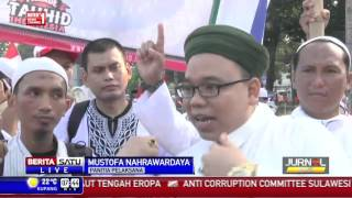Parade Tauhid Digelar di Senayan