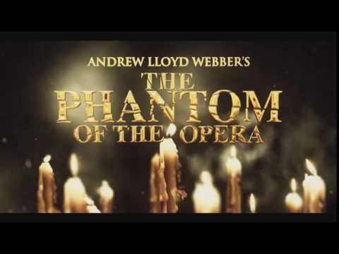 Broadway in Cincinnati presents THE PHANTOM OF THE OPERA (:15)
