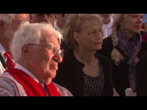 Interment Ceremony of USS Arizona Survivor Estellee Birdsell