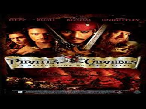 (Hours Music) Pirates of the Caribbean: The Curse of the Black Pearl Soundtrack