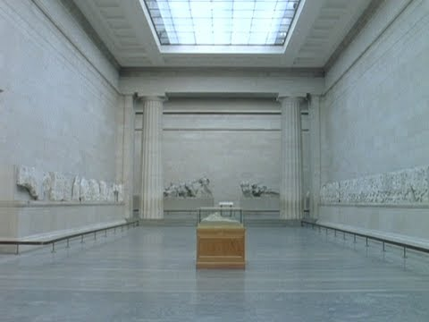 The 'Cleaning' of the Elgin Marbles