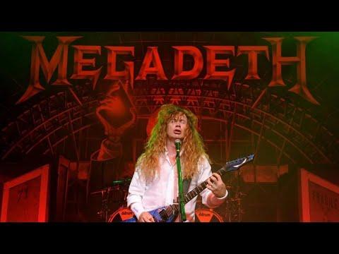 Video: Dave Mustaine, el líder de Megadeth, está en Mendoza...¿buscando invertir? from YouTube · Duration:  4 minutes 8 seconds