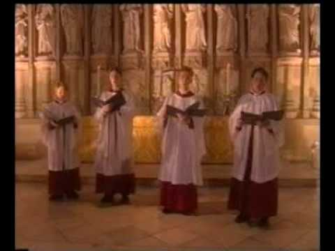 Allegri, Miserere Mei Deus - Choir of New College Oxford