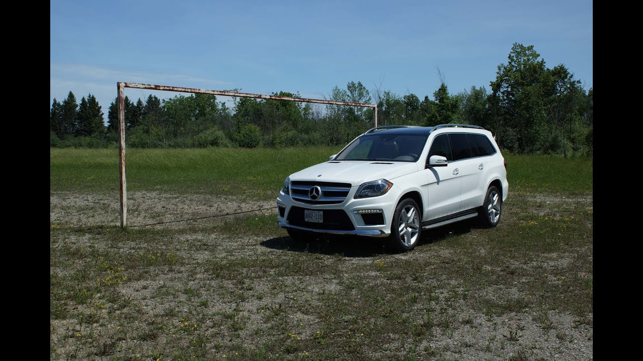 2015 mercedes benz gl 350 bluetec review youtube for Mercedes benz gl 350