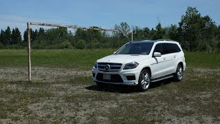 2015 Mercedes-Benz GL 350 BlueTEC - Review