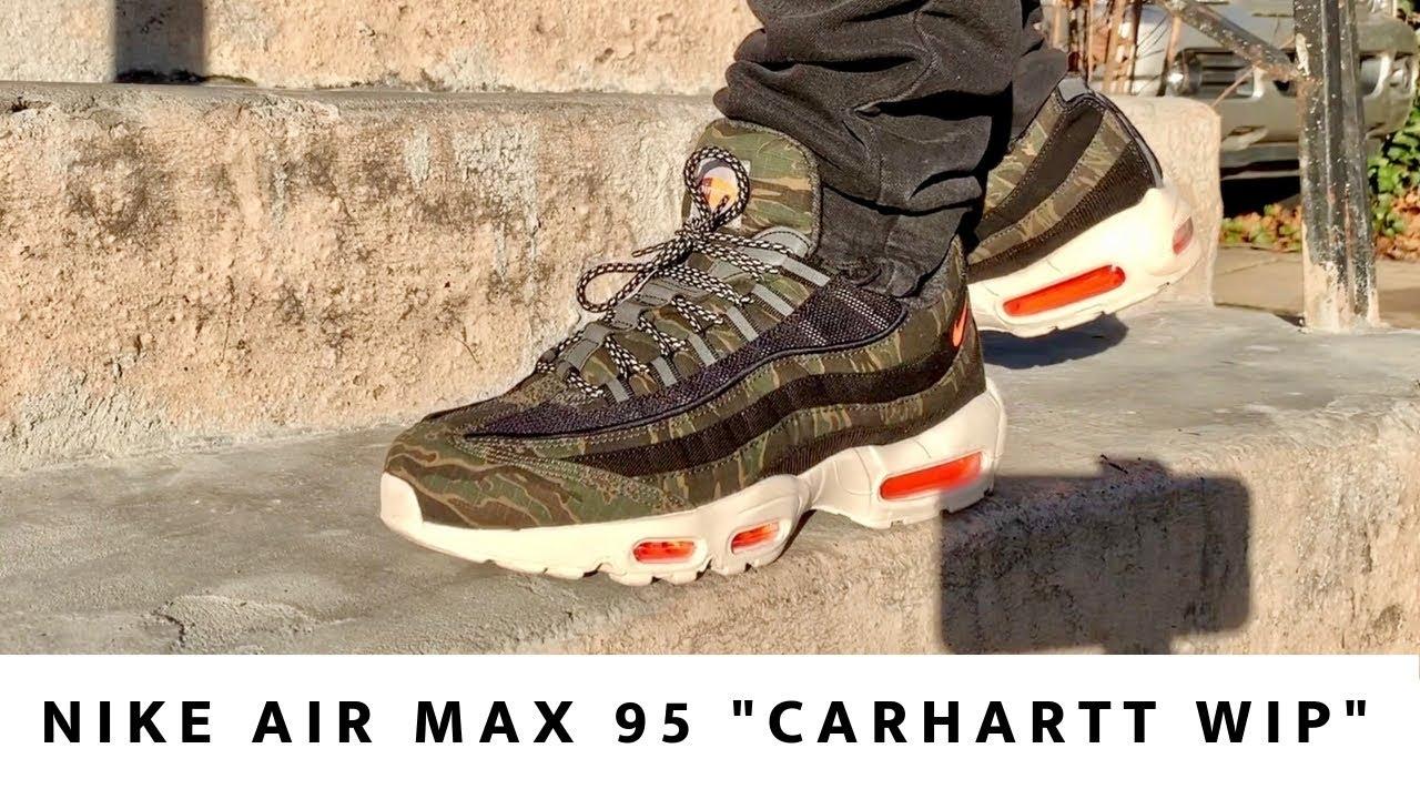 air max 95 carhartt