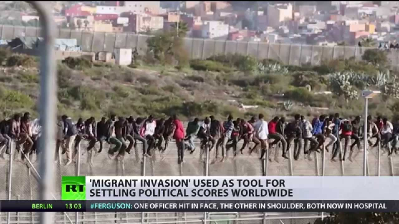 New political weapon: Threat to unleash immigrant invasion ...