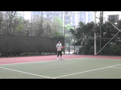 Jianan Yi tennis