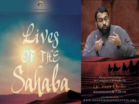Lives of Sahaba 26 - Uthman b. Affan 6 - Assassination: Complaints against Uthman [r]- Yasir Qadhi