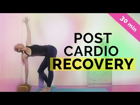 Post Cardio Recovery Yoga For Runners