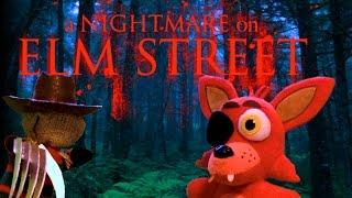 FNAF Plush Movie - A Nightmare On Elm Street