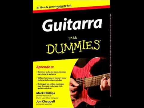 Descargar Guitarra para dummies mas todos los audios.PDF(MEGA)