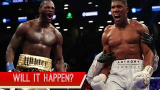 🔥Anthony Joshua vs Deontay Wilder 💣 Hearn Replied to All Finkel Concerns⁉️