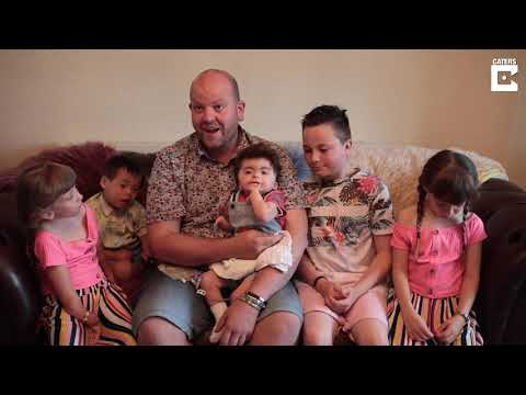The Morning Rush - Single dad adopts 5 special needs kids
