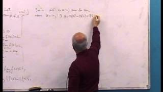 Lecture 33:  Limits of Functios-3
