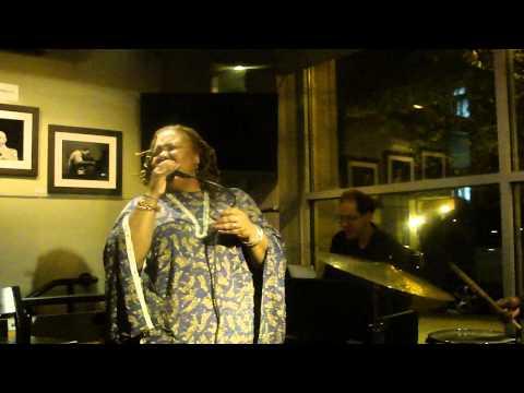 Sue Rock sings Stevie Wonder's