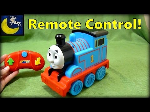 Thomas and Friends Preschool Steam 'n Speed RC Remote Control Thomas the Train Toy!