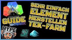 DOC vs. ARK - Ganz simpel Element herstellen mit TEK Dinos
