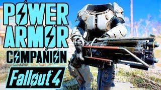 Fallout 4 - PATRIOT - TALKING POWER ARMOR COMPANION! - A.I. Follower w/ Quest - Xbox & PC Mod