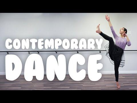 Contemporary Dance I Choreography Tutorial With @MissAuti
