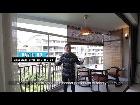 Singapore Condo Property Listing Video - Bedok Archipelago 5 Bedder Penthouse For Sale