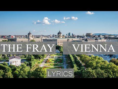 The Fray - Vienna Lyrics