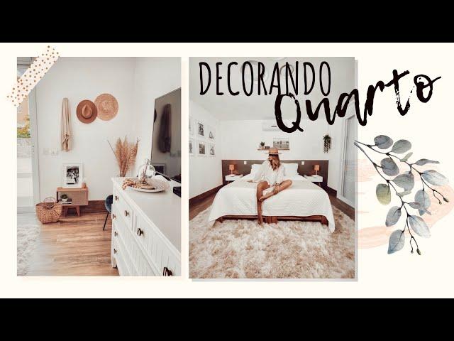 DECORAÇÃO QUARTO CASAL ESTILO PINTEREST - Home sweet Home