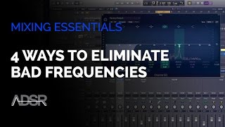 4 Ways to Eliminate Bad Frequencies
