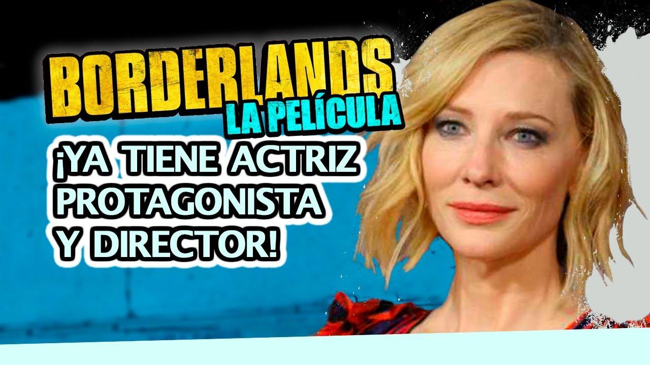 La Película de BORDERLANDS ya tiene a la actriz de LILITH y Director