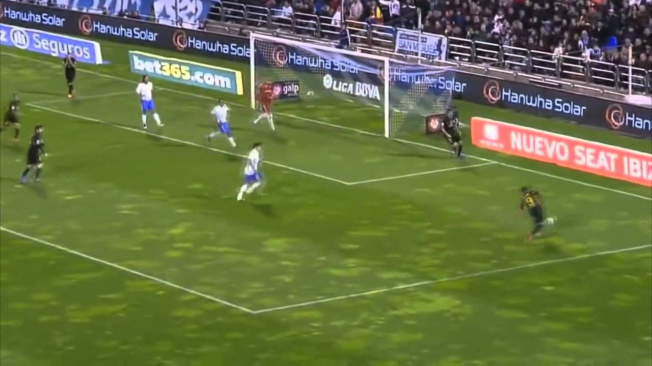 Lionel Messi • Amazing Pass vs Zaragoza (720p/60fps)